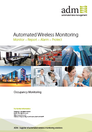 Download image and link to GeneSys Occupancy Monitoring PDF