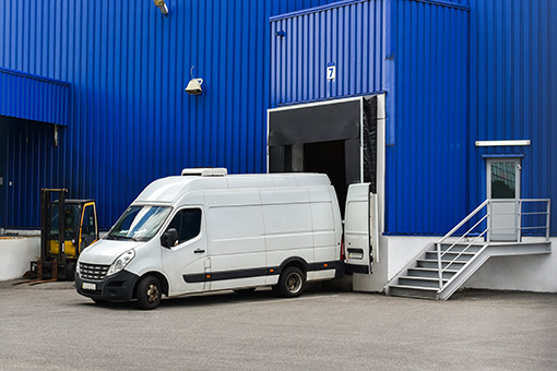 Many deliveries need to be monitored for temperature and HACCP compliance