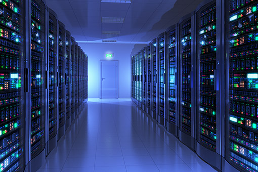 Server Room Image