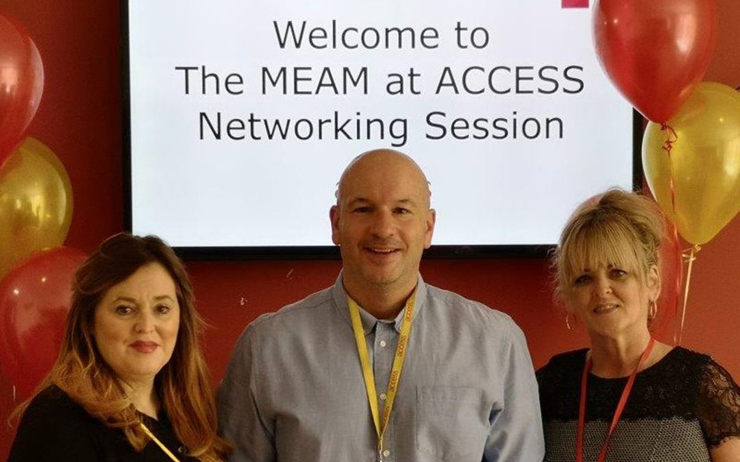 ADM Ltd supports Access Community Trust MEAM networking event