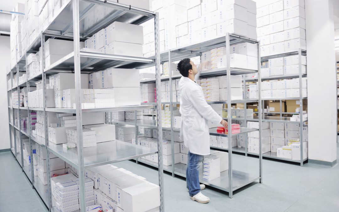 Pharmaceutical Warehouse Installs GeneSysWeb Temperature Monitoring Solution
